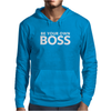 be your own boss Mens Hoodie