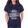 Be Yourself Be A Rockstar Womens Polo