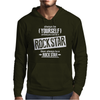 Be Yourself Unless You Can Be A Rock Star Mens Hoodie
