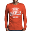 Be Yourself Unless You Can Be A Rock Star Mens Long Sleeve T-Shirt