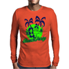 Beach Party Mens Long Sleeve T-Shirt