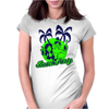 Beach Party Womens Fitted T-Shirt