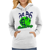 Beach Party Womens Hoodie