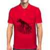 Beagle Dog Breed Art Mens Polo