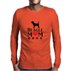 Beagle Mom Mens Long Sleeve T-Shirt