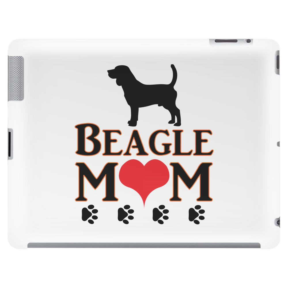 Beagle Mom Tablet