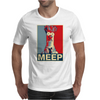 Beaker Meep Poster, Ideal Birthday Gift Or Present Mens T-Shirt