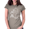 Bear Grills Grylls Womens Fitted T-Shirt