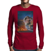 Bear To The Future Mens Long Sleeve T-Shirt
