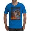 Bear To The Future Mens T-Shirt