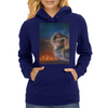 Bear To The Future Womens Hoodie