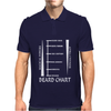 Beard Length Chart Mens Polo