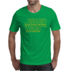 Beard Wars May The Fuzz Be With You Mens T-Shirt