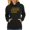 Beard Wars May The Fuzz Be With You Womens Hoodie