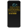 Beard Wars The Fuzz Awakens Men's Funny Beard Sci-fi Phone Case