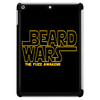 Beard Wars The Fuzz Awakens Men's Funny Beard Sci-fi Tablet