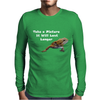 bearded dragon colors Mens Long Sleeve T-Shirt