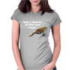 bearded dragon colors Womens Fitted T-Shirt