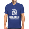 Bearded For Her Pleasure Mens Polo