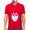 Bearded Skull Mens Polo
