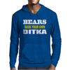BEARS SUCK YOUR OWN DITKA Mens Hoodie