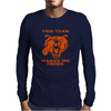 Bears This Team Makes Me Drink Mens Long Sleeve T-Shirt