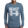 Beast Mens Long Sleeve T-Shirt
