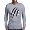 Beast Mode Mens Long Sleeve T-Shirt