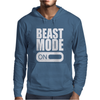 Beast Mode On Mens Hoodie