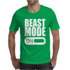 Beast Mode On Mens T-Shirt