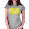 Beast Mode Womens Fitted T-Shirt