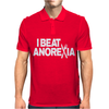 Beat Anoexia Mens Polo