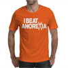 Beat Anoexia Mens T-Shirt