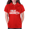 Beat Anoexia Womens Polo