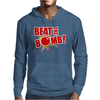 Beat the bomb Mens Hoodie