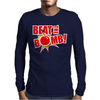 Beat the bomb Mens Long Sleeve T-Shirt