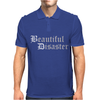 Beautiful Disaster Mens Polo