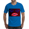 Beautiful Face Mens T-Shirt