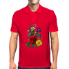 Beautiful flowers Mens Polo