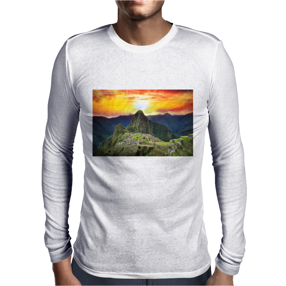 beautiful Mens Long Sleeve T-Shirt