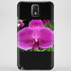 Beautiful Purple Orchid Design Phone Case