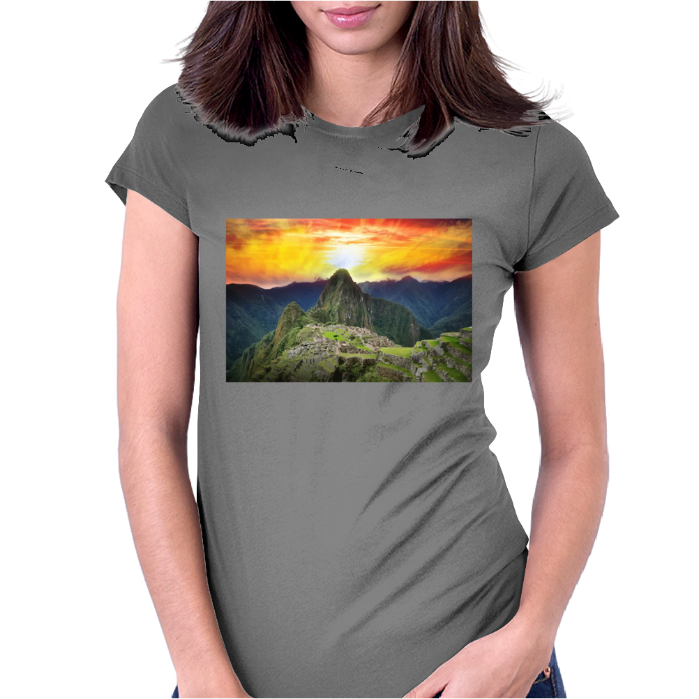 beautiful Womens Fitted T-Shirt