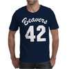 Beavers 42 Mens T-Shirt