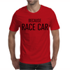 BECAUSE RACE CAR Mens T-Shirt