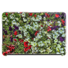 Bed of White Petunias Tablet (horizontal)