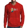 Bee Do Fireman Minion Despicable Me Mens Funny Mens Hoodie