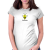 Bee just add name bodysuit Funny Humor Geek Womens Fitted T-Shirt