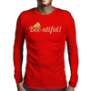 Bee-utiful Mens Long Sleeve T-Shirt