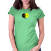 Beekeeping venn diagram Funny Humor Geek Womens Fitted T-Shirt