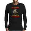 Beep now......... Mens Long Sleeve T-Shirt